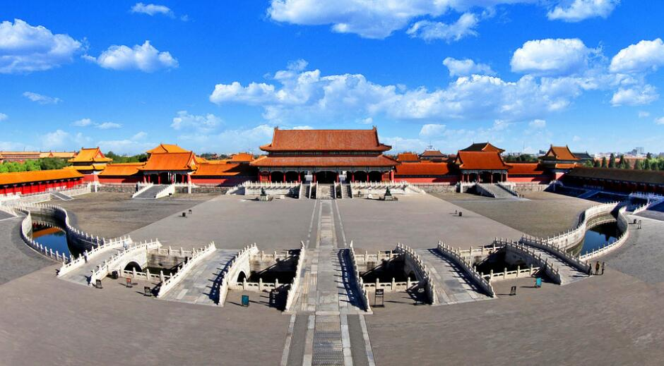 How did China's Forbidden City survive a magnitude 10 earthquake?
