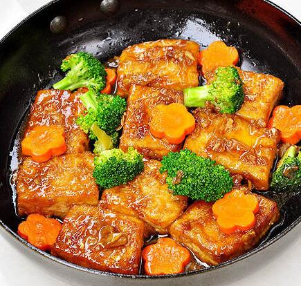 How to make Cantonese Smothered Tofu?