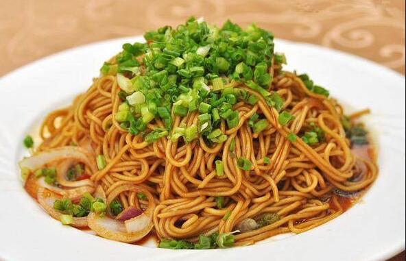 How to make Chinese Shaxian Peanut Sauce Noodles?