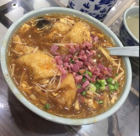 How to make Chinese food Hot and Sour Soup20