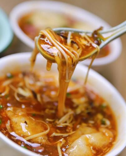 How to make Chinese food Hot and Sour Soup21