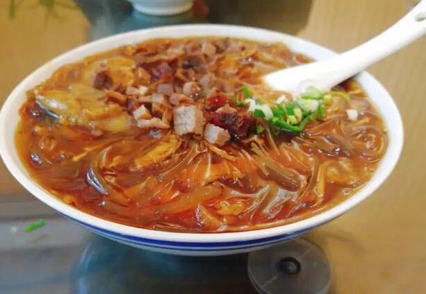 How to make Chinese food Hot and Sour Soup3