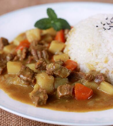 How to make Hong Kong-style Curry with Beef Brisket?