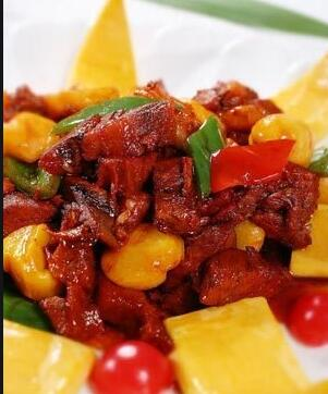 How to make Sichuan Sauce Fried Beef?