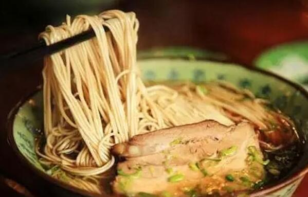 How to make Suzhou Big Meat Noodles