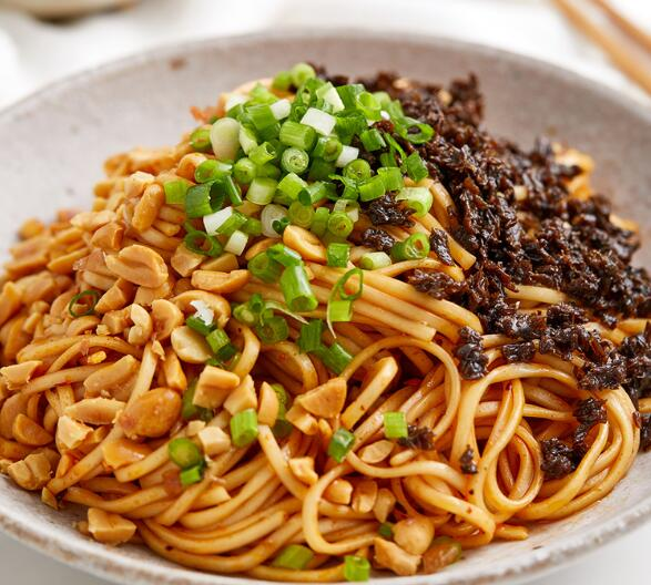 How to make Yibin Burning Noodles?