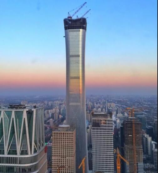Tallest Building In Beijing