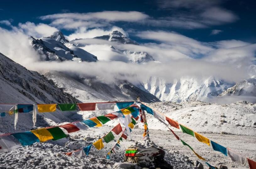 Why do planes not fly over Tibet?