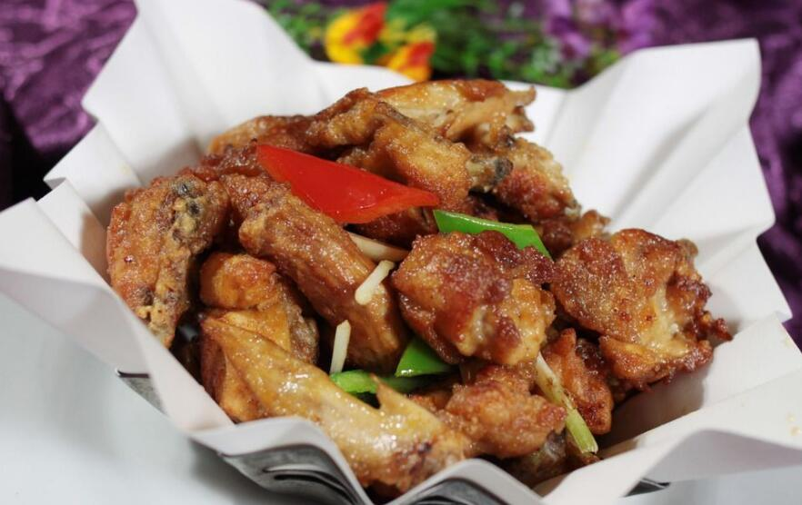 """How to make Chinese food Cantonese """"Fry Roast"""" Chicken"""