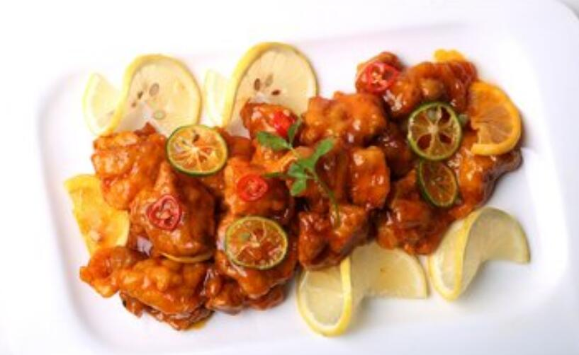 How to make Chinese food Lemon Chicken