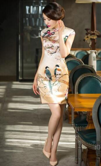 What is qipao?