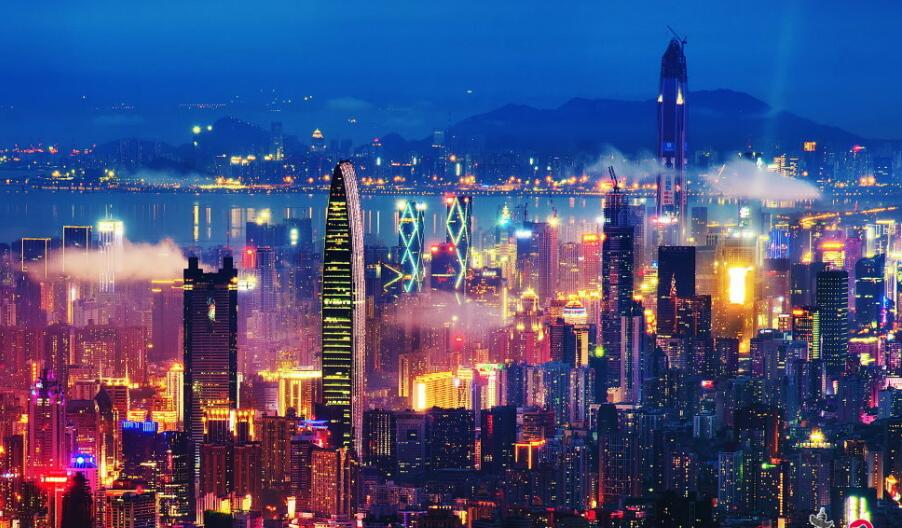 Top 10 China's Richest Cities
