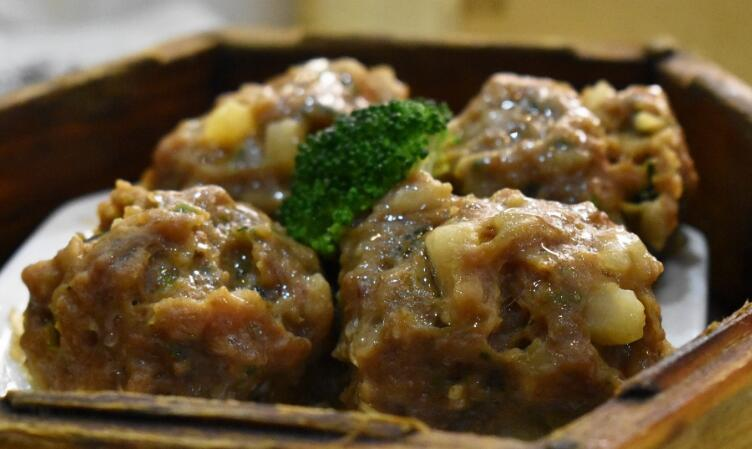 How To Make Cantonese Meatballs?