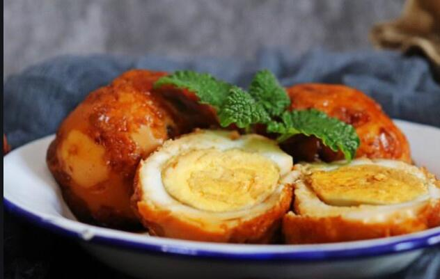 How To Make Chinese Food?-Tiger Skin Eggs