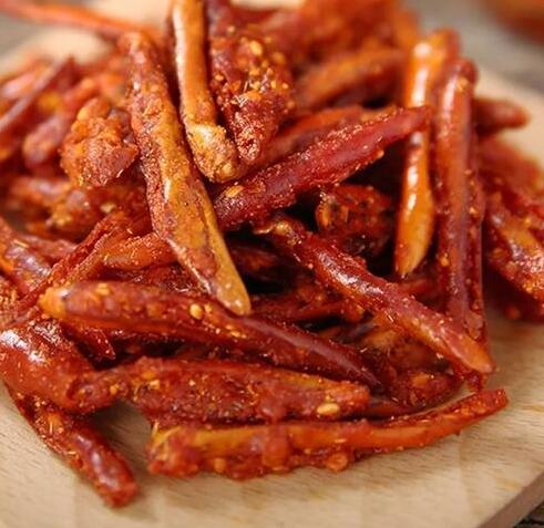 How To Make Crispy Fried Chili Chips?