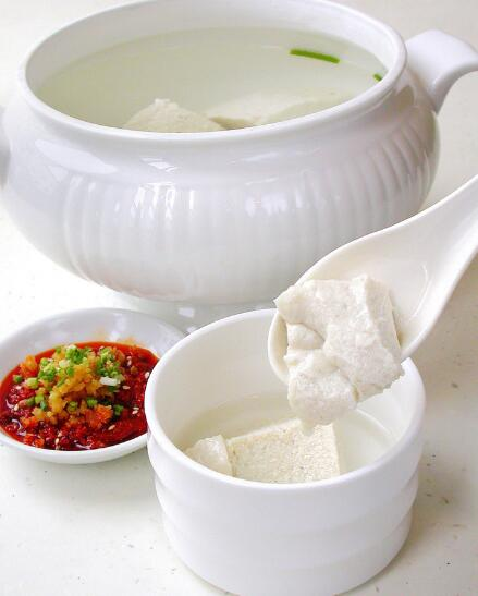 How To Make Douhuafan?