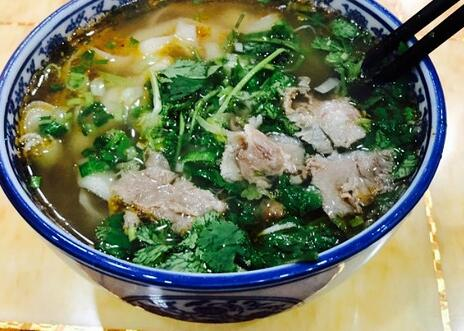 How To Make Lanzhou Hand-Pulled Noodles?