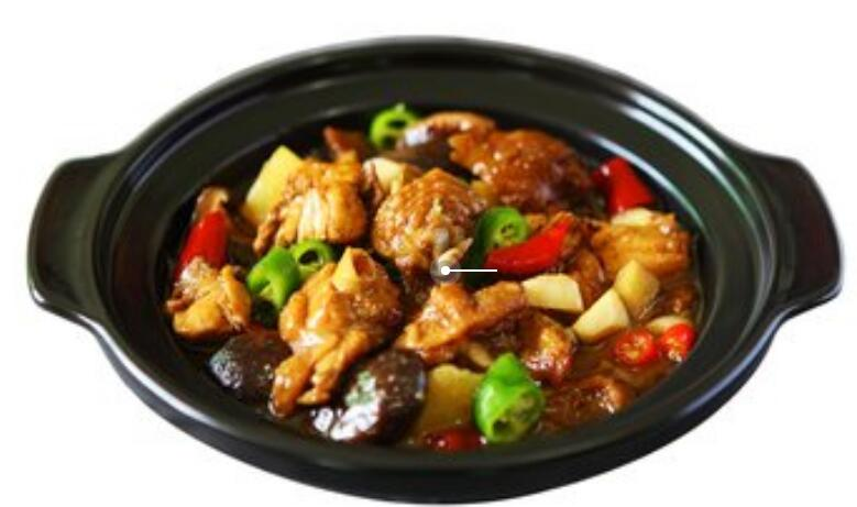 How to make Chinese food Braised Chicken Rice