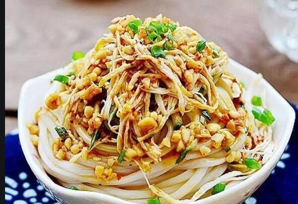 How to make Chinese food Sichuan strange flavor chicken?