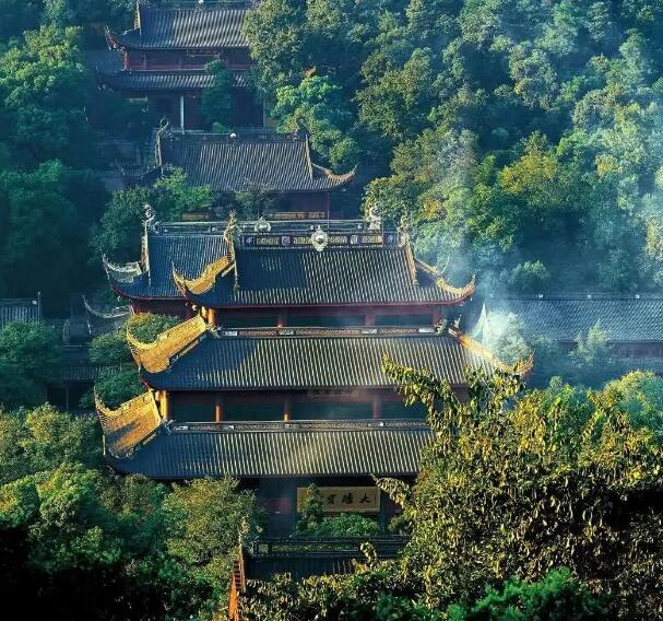 Where is Lingyin Temple