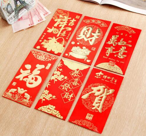 What Is Chinese New Year?-red envelopes