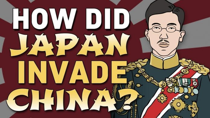 When Did Japan Invade China