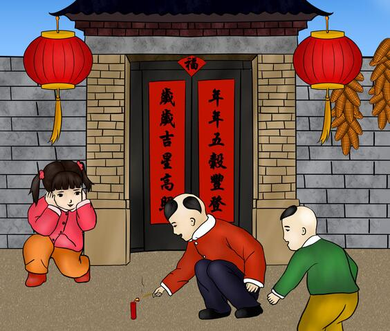 Biggest Chinese Holidays-Chinese Spring Festivals