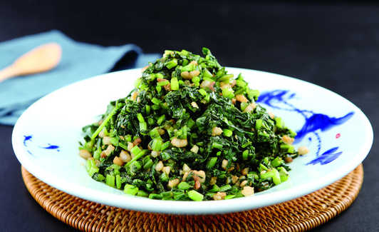 How To Make Preserved Mustard Greens?