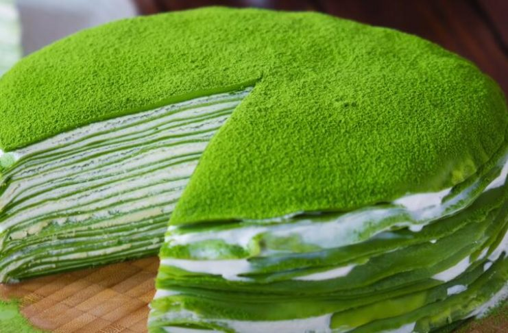 Top Matcha Mille Crepe Cake Recipes Tips
