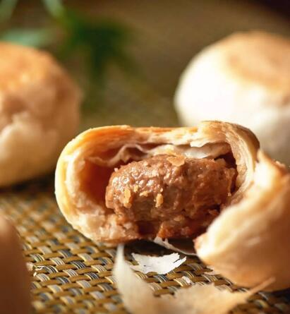 Top Puff Pastry Mooncakes Recipes