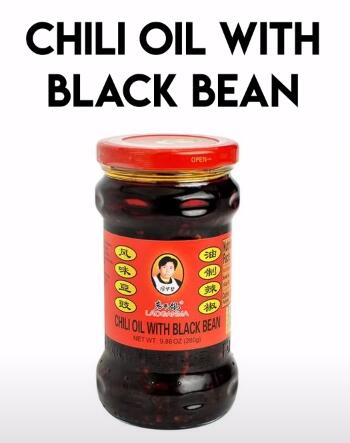 Top laoganma Introduction-chili oil with black bean