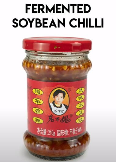 Top laoganma Introduction-Fermented soybean chili